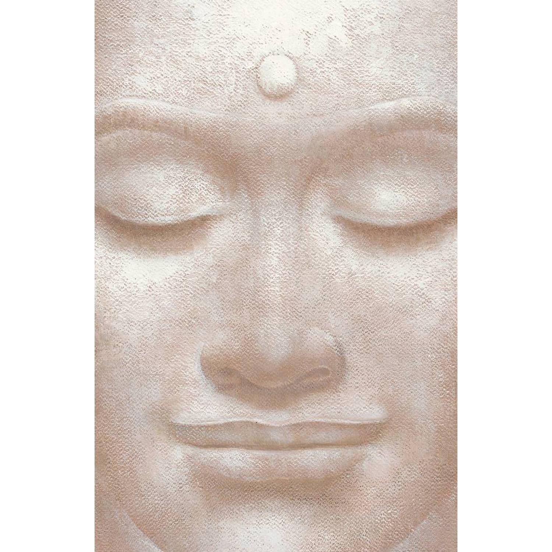- Smiling Buddha - 115 X 175 Cm - Multi