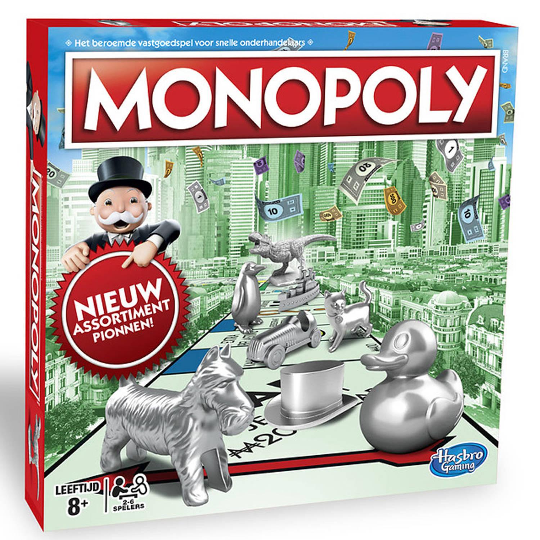 Hasbro Monopoly 27 x 27 x 5,5 cm Classic