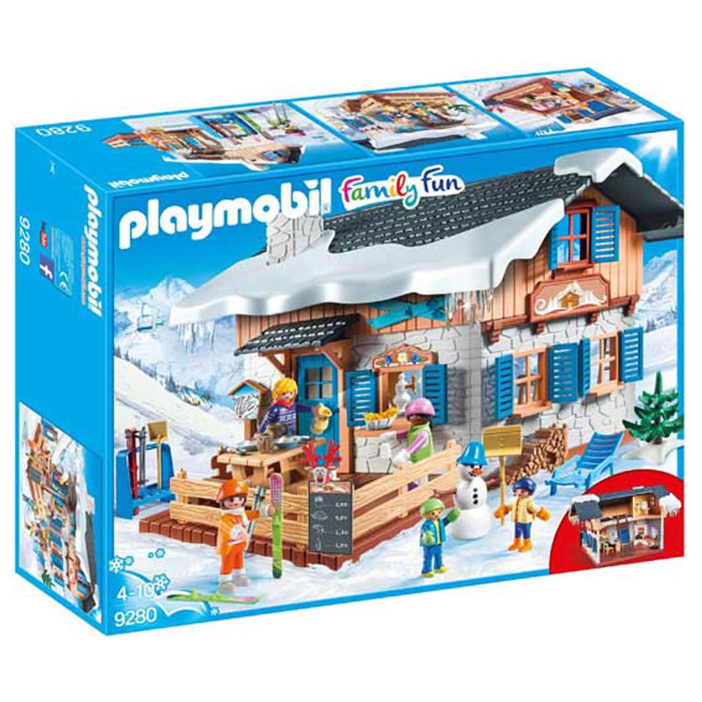 Playmobil Family Fun - - skihut 9280