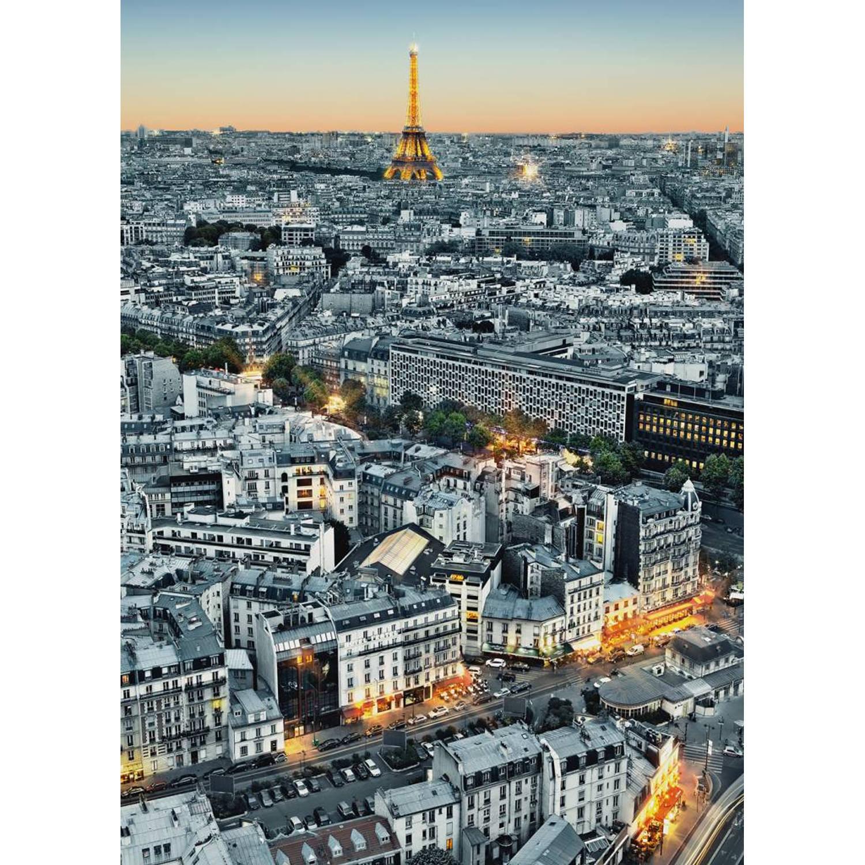 - Paris Aerial View - 183 x 254 cm - Multi