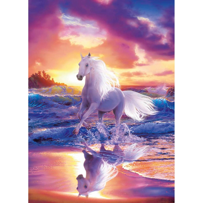 - Free Spirit - 183 x 254 cm - Multi