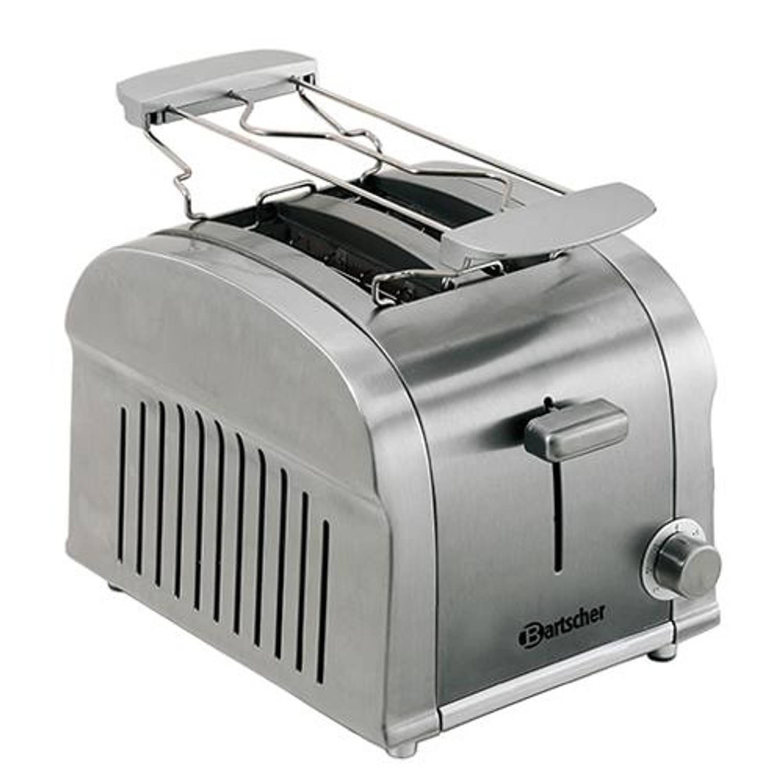 Broodrooster / toaster silverline - bartscher