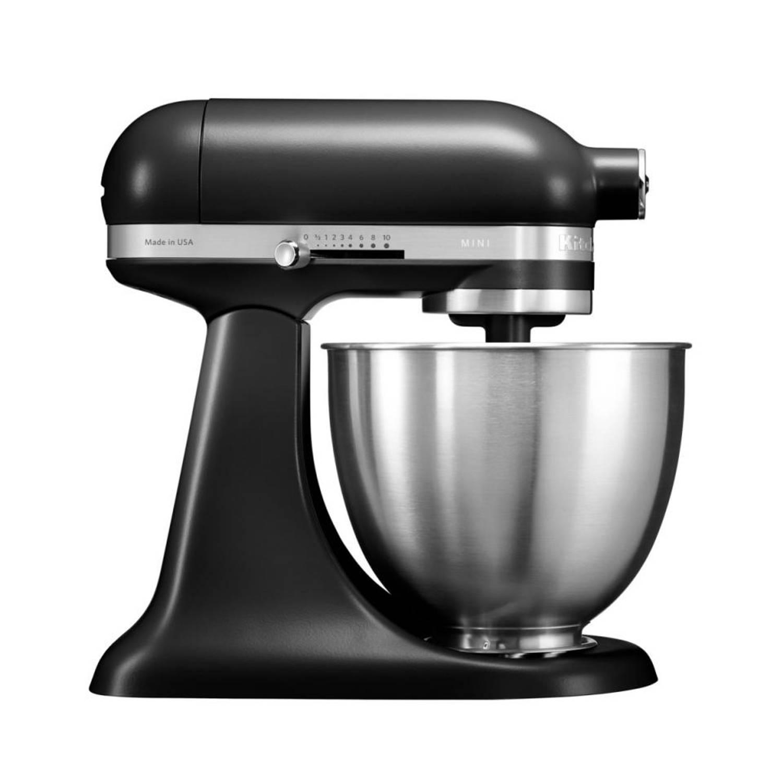 KitchenAid Artisan Mini Mixer keukenmixer 5KSM3311 - mat zwart