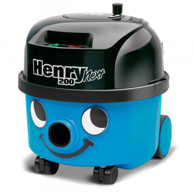 Numatic Henry Next stofzuiger HVN-201-11 - blauw