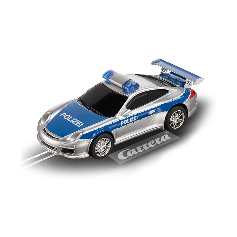 Carrera Go racebaan auto Porsche 997 GT3 politie
