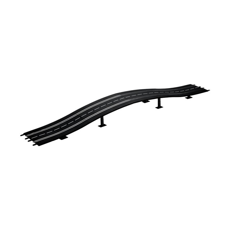 Carrera Fly over met lengte van 55 cm en hoogte van 5,5 cm