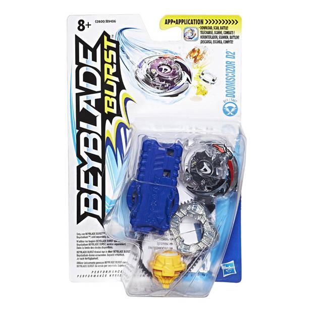 Beyblade Burst Doomscizor D2 starterpack