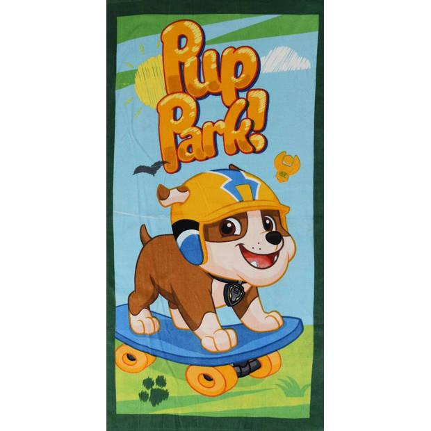 PUP Park - strandlaken - 70 x 140 cm - Multi