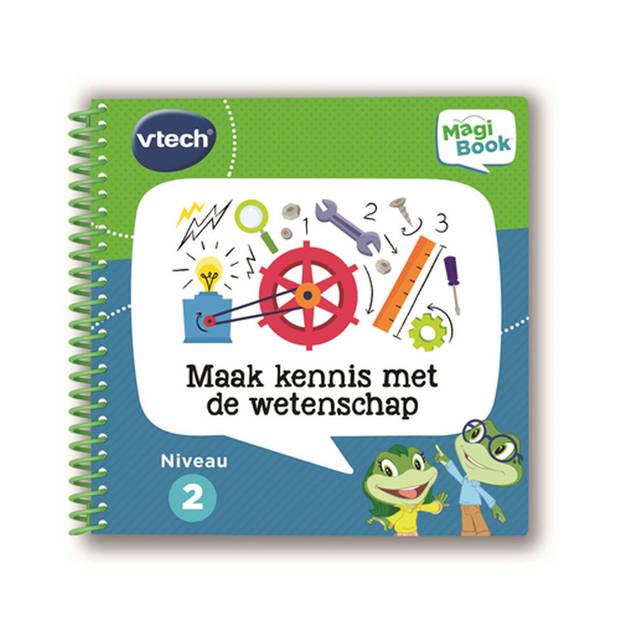 VTech MagiBook activiteitenboek - Maak kennis met de wetenschap
