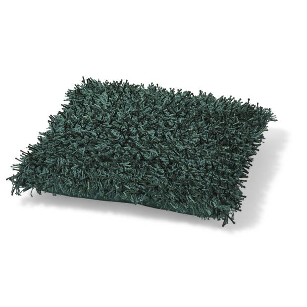 Dutch Decor Kussenhoes Ottawa 45x45 cm groen