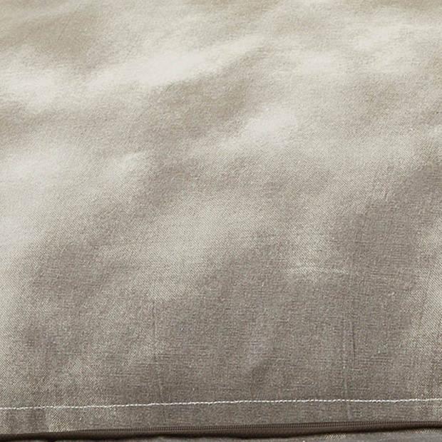Dutch Decor Kussenhoes Nextel 40x60 cm taupe