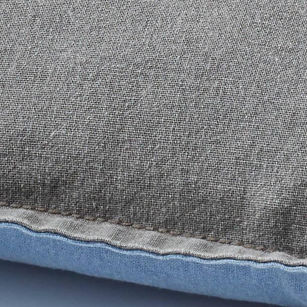 Dutch Decor Kussenhoes Bouton 45x45 cm multi
