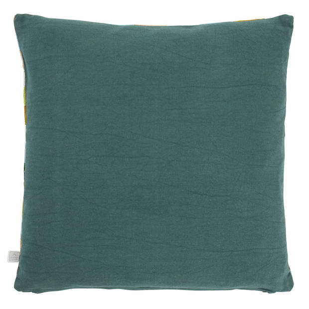 Dutch Decor Kussenhoes Depol 45x45 cm groen