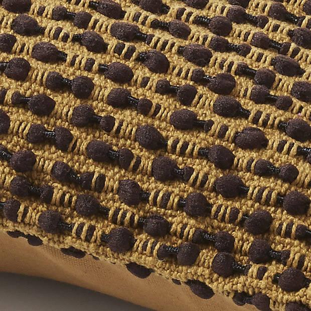 Dutch Decor Kussenhoes Nathan 45x45 cm klei