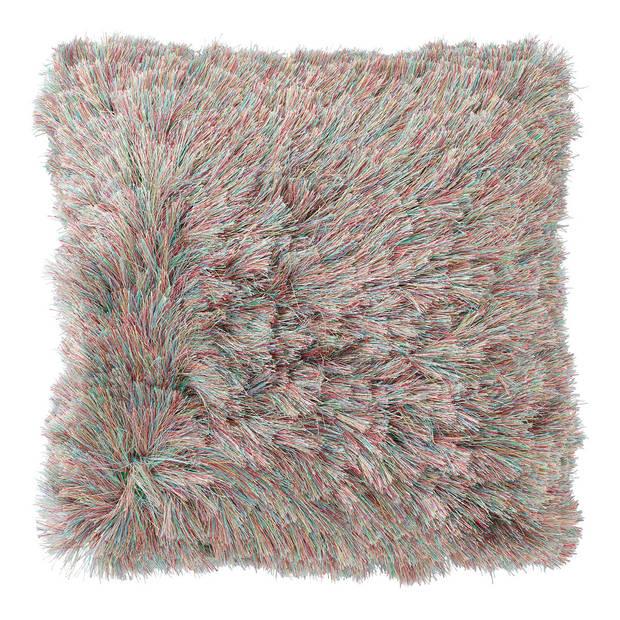 Dutch Decor Kussenhoes Erno 45x45 cm groen