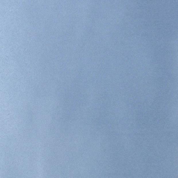 Dutch Decor Kussenhoes Dova 45x45 cm denim
