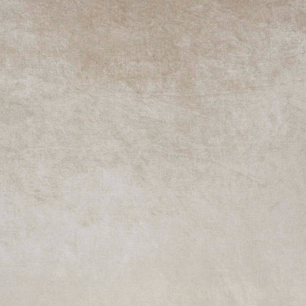 Dutch Decor Kussenhoes Cido 45x45 cm zand