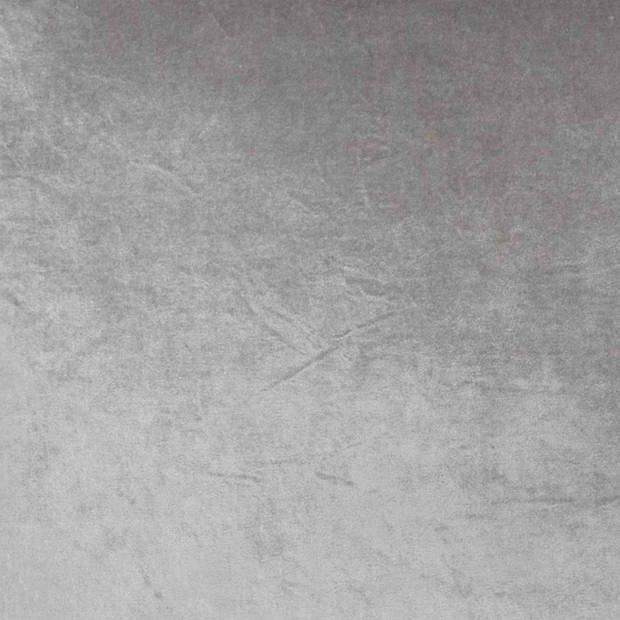 Dutch Decor Kussenhoes Cido 45x45 cm midden grijs