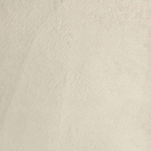 Dutch Decor Kussenhoes Velvet 45x45 cm zand