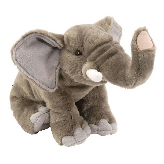 Wild Republic pluche olifant - 30 cm