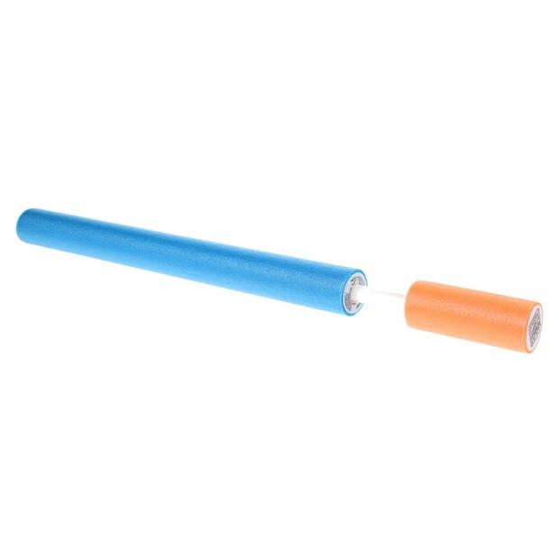 Waterzone waterpistool blauw 33 cm