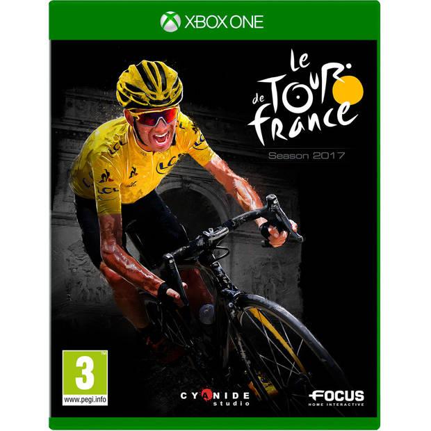 Xbox One Tour de France 2017