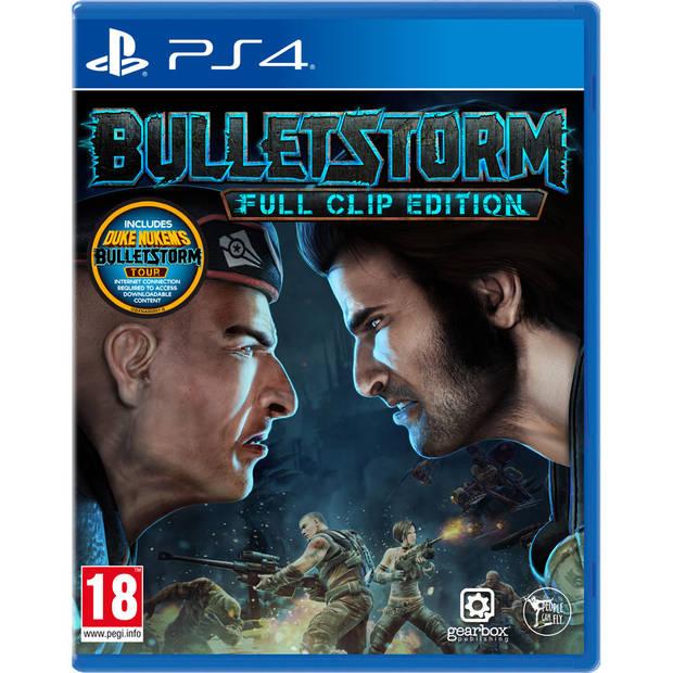 PS4 Bulletstorm Full Clip Edition