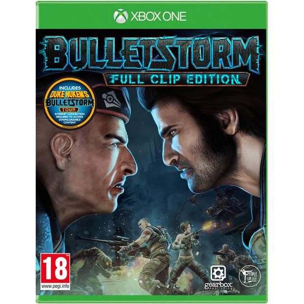 Xbox One Bulletstorm Full Clip Edition