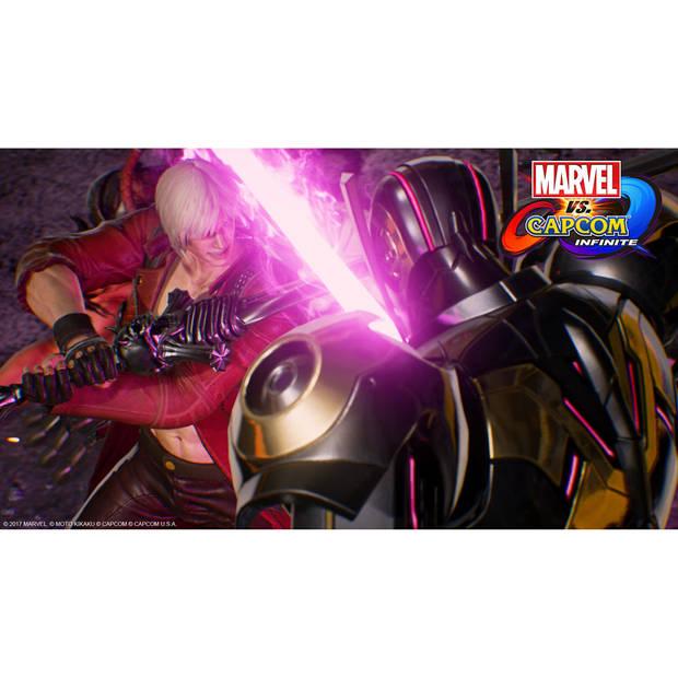 Xbox One Marvel versus Capcom Infinite