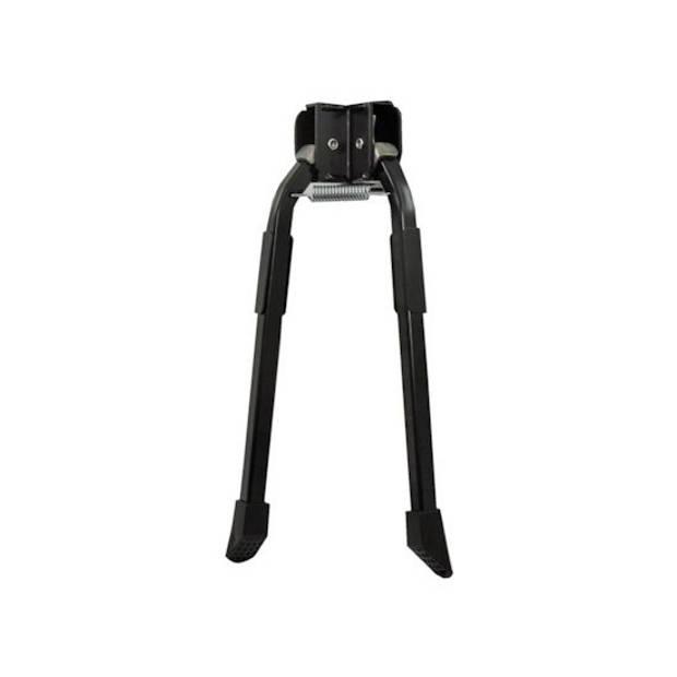 Simson standaard dubbel Ursus Hopper 28 inch staal zwart