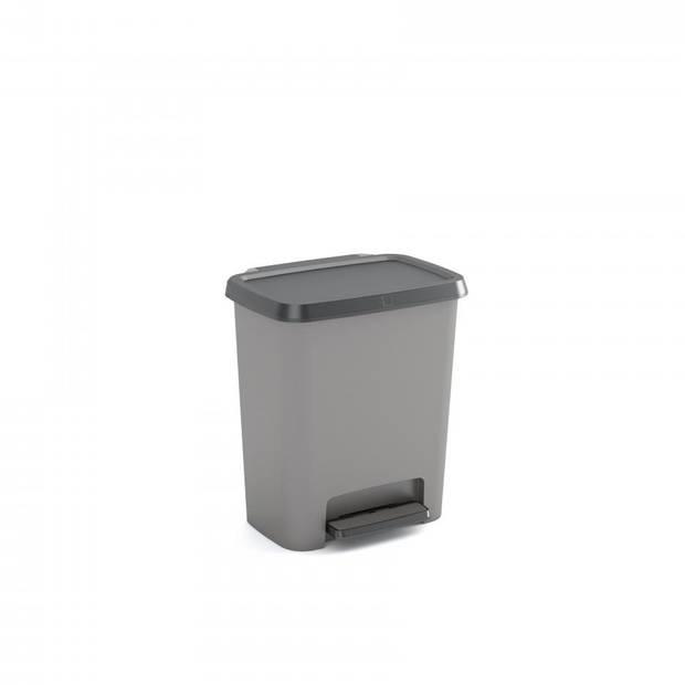 Kis pedaal afvalscheider - 2 x 12 liter