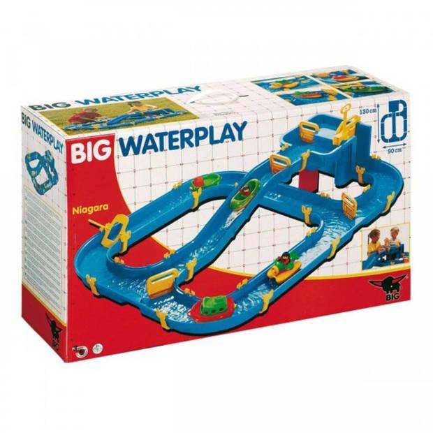 BIG Waterplay Niagara waterbaan