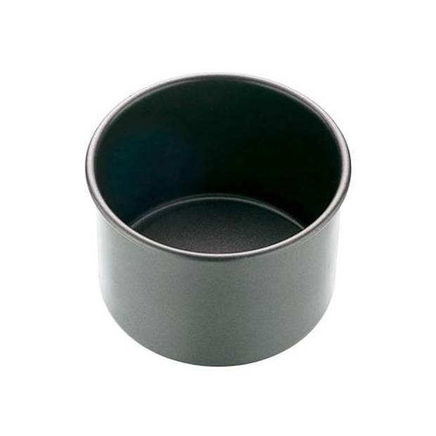 Ronde bakvorm met losse bodem extra diep, 10cm - Masterclass