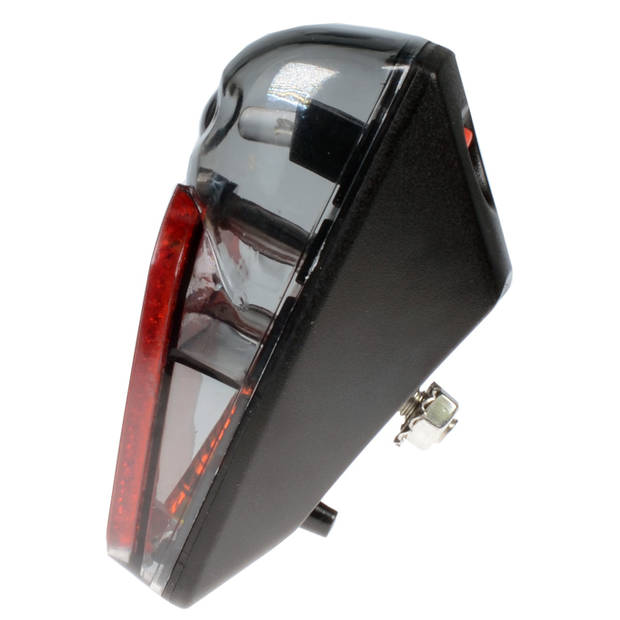 Simson achterlicht batterij spatbord led rood
