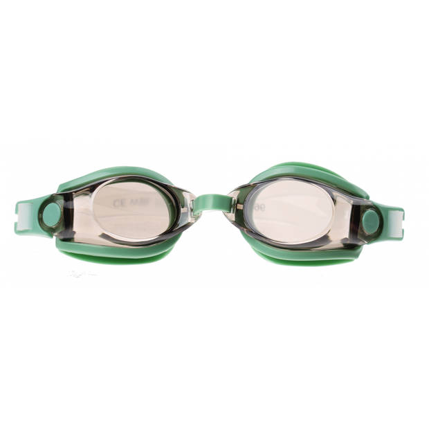 Yello zwembril Sports Goggles groen
