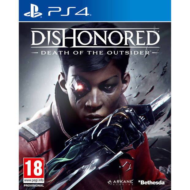 PS4 Dishonored 2 Death of the Outsider