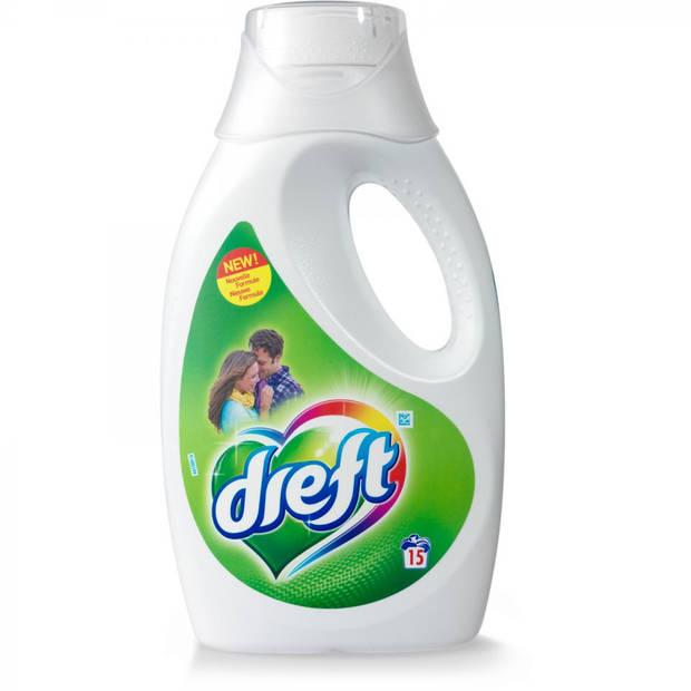 Dreft wasmiddel Ochtendfris - 0,97 liter