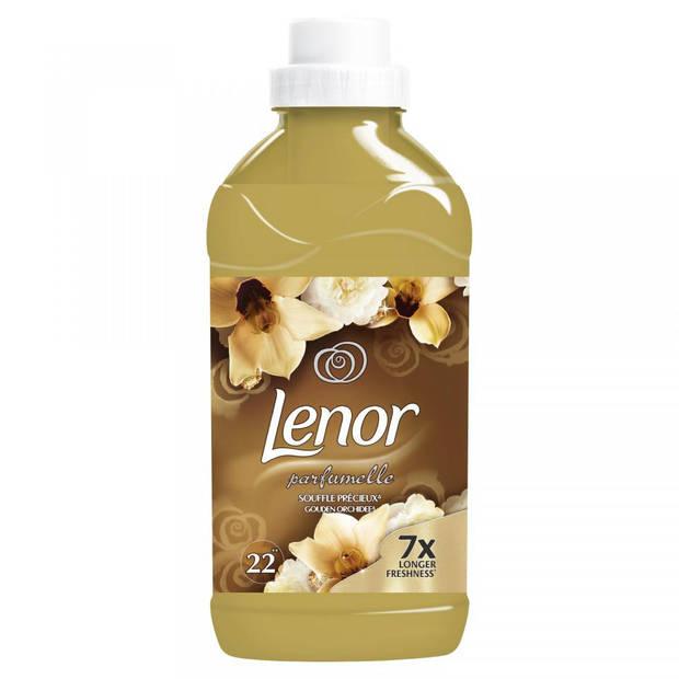 Lenor Parfumelle Gouden Orchidee wasverzachter - 22 wasbeurten