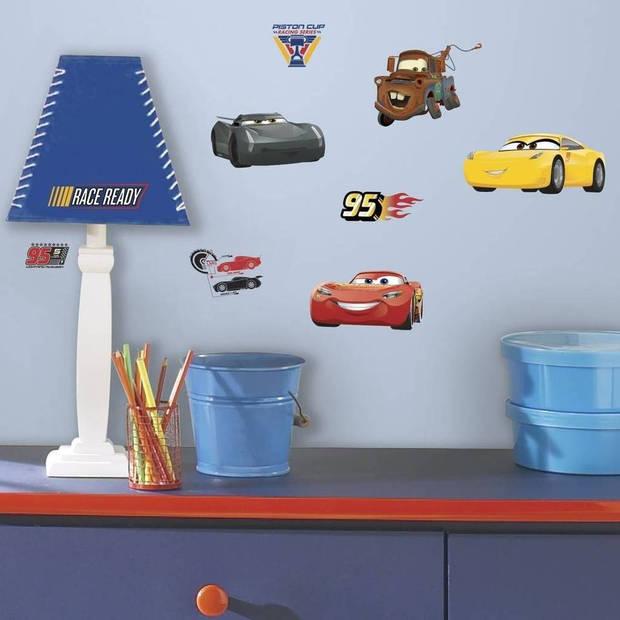 Roommates muurstickers Cars 15 stickers
