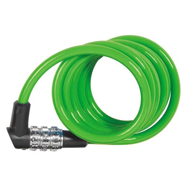 Abus kabelslot 1150 cijfercombinatie 1200 x 7 cm groen