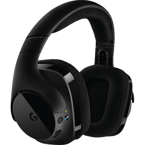 G533 Draadloze Gaming Headset