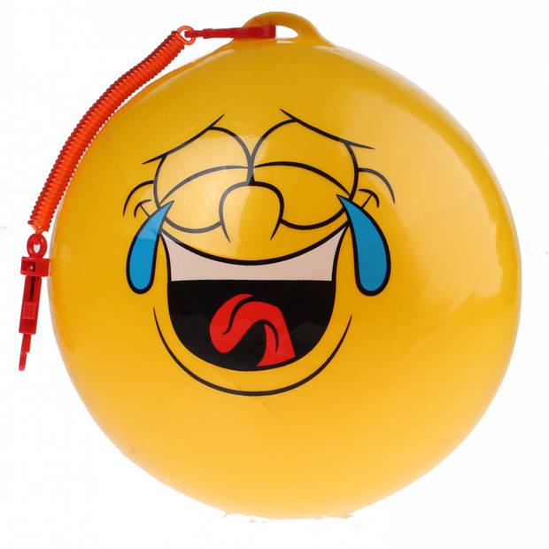 TOYRIFIC bal geel 30 cm