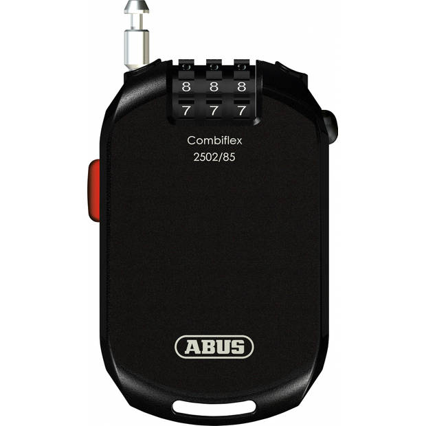 Abus Kabelslot CombiFlex 2502 85 cm zwart