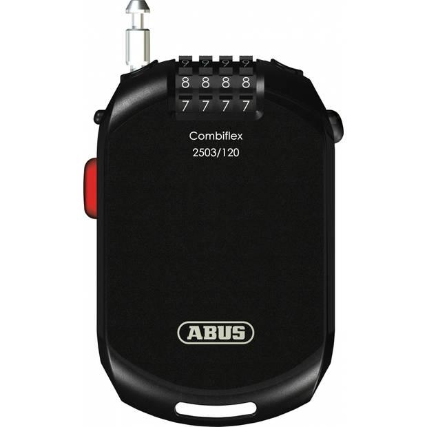 Abus Kabelslot CombiFlex 2503 120 cm zwart