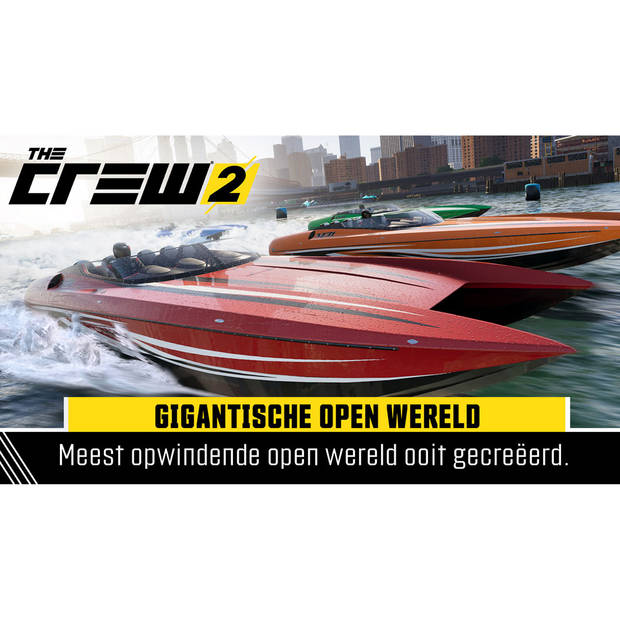 PS4 The Crew 2