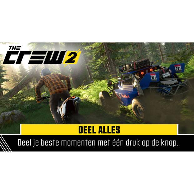 Xbox One The Crew 2