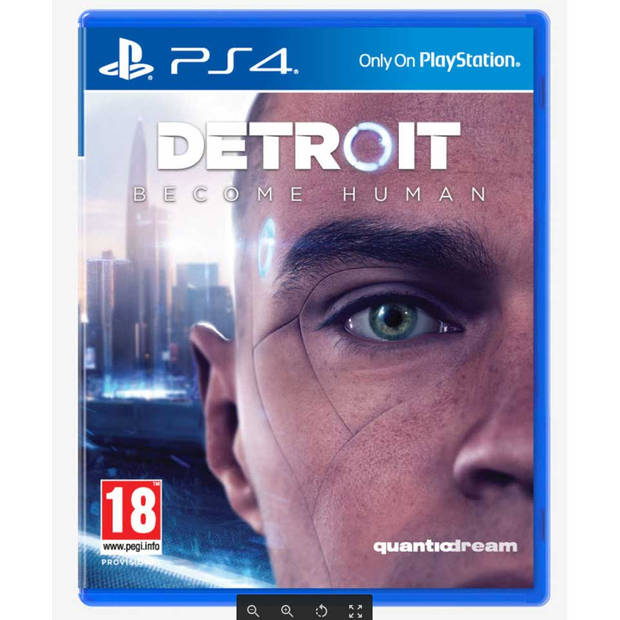 PS4 Detroit Become Human