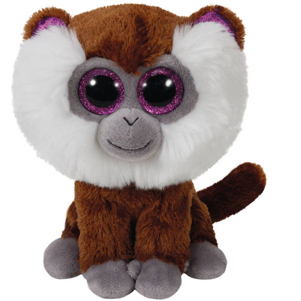 Ty Beanie Boo's knuffel aap Tamoo - 15 cm