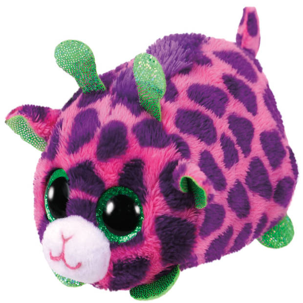 Ty Teeny knuffel giraffe Ferris - 10 cm