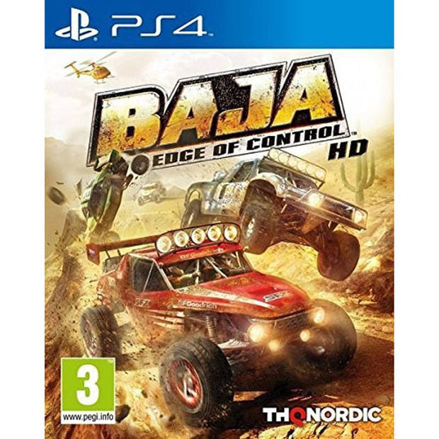PC Baja Edge of Control